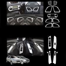 2011 hyundai tucson interior aliexpress com buy car styling 13pcs for hyundai tucson ix35