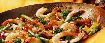 recette cuisine wok cuisiner au wok et que ça saute nouvelles halles sainte foy