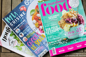 magasine de cuisine 3 nouveautés au rayon magazines de cuisine les recettes de mélanie