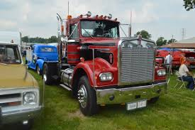 kenworth kenworth w900a single axle truckin home one last time