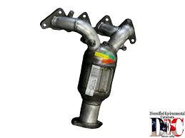 2000 hyundai elantra catalytic converter hyundai elantra exhaust manifold with integrated catalytic