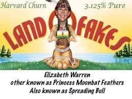 Elizabeth Warren Memes - elizabeth warren land of fakes butter political expose the left
