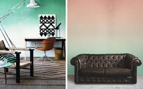 Turquoise Wall Decor The Latest Decor Trend 29 Half Painted Wall Decor Ideas Digsdigs