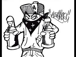 graffiti characters spray can free download clip art free clip