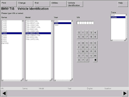bmw technical information system on cd