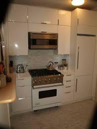 Glossy White Kitchen Cabinets Ikea Abstrakt White High Gloss Kitchen Calacatta Marble Home