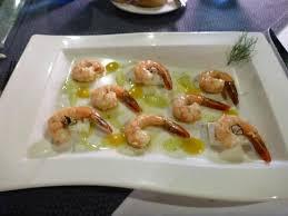 cuisine 5 etoiles crevettes pas mauvais mais indigne d un 5 etoiles picture of le