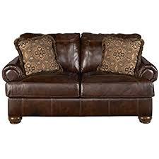 Ashley Sofa Leather by Amazon Com Ashley Furniture Signature Design Axiom Sofa With 2