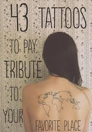 Minnesota Travel Tattoos images 43 rad tattoos to pay tribute to your favorite place jpg