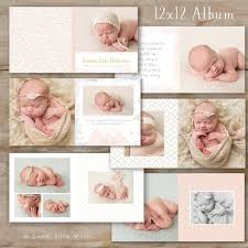 baby photo albums baby album template for photographers baby photo book template