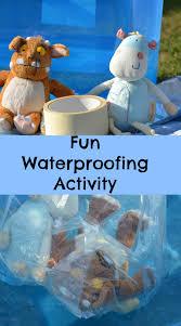 properties of materials how waterproof is it activities toy