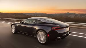 2018 aston martin db11 v 2018 aston martin db11 v8 can four fewer cylinders make a better car