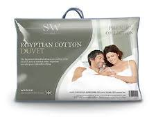 Silentnight Egyptian Cotton Duvet Egyptian Cotton Duvet Ebay