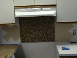 Glass Tile Installation Kitchen Awesome Kitchen Backsplash Installation Cost Cost To
