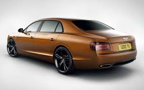 new bentley flying spur 2018 2019 bentley flying spur release date price and specs