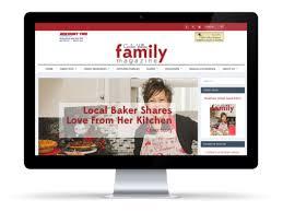 Kitchen Website Design Kite Media Website Design In Logan Utah Logan Web Design