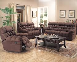 Corduroy Living Room Set by Gallery