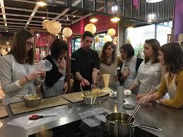 cours de cuisine georges blanc atelier cuisine zodio angers paupiettes coquillettes