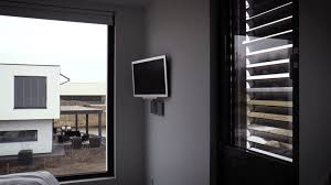Folding Window Shutters Interior Watch The Folding Shutters On This House Open Vertically
