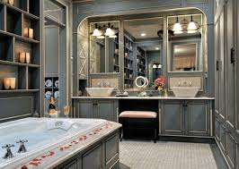 bathrooms separate his and her u0027s master bath design ideas showcase