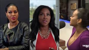 phaedra parks hair weave why you ll never have kenya moore s hair texture length and