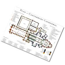 canterbury cathedral floor plan canterbury cathedral an architectural history of canterbury cathedral