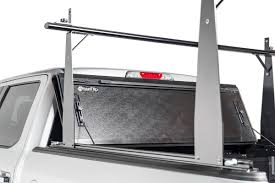 2011 Nissan Frontier Roof Rack by 2005 2016 Nissan Frontier Hard Folding Tonneau Cover Rack Combo