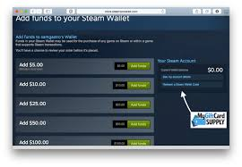 gift cards for steam how to redeem your steam gift card