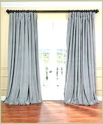 Light Block Curtains Light Blocking Curtains Bright Linen Blend Blackout Panel In Pink