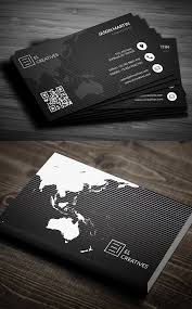 Photo Business Card Template 25 New Modern Business Card Templates Print Ready Design