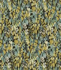 home decor print fabric robert allen floral sonata aloehome decor