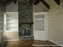 Inbuilt Bookshelf Built In Bookshelves Add A Quality Touch To Custom Homes A Photo
