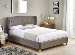 bed frames wallpaper hd gray upholstered bed ashley furniture