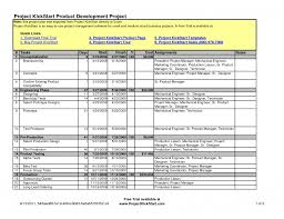 project human resource planning checklist template lnke5stx