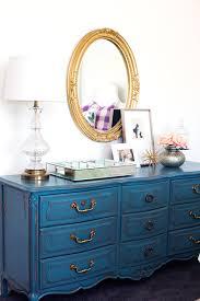 vintage modern girls room makeover reveal maggie holmes girls room 37