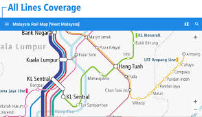 Link Light Rail Map Malaysia Rail Map Kuala Lumpur Android Apps On Google Play