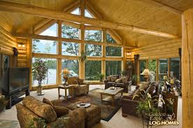 featured homes log homes org
