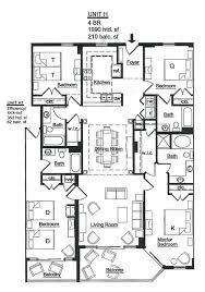 4 bedroom condos in myrtle beach 4 bedroom condos in myrtle beach back to floor plan overview 4