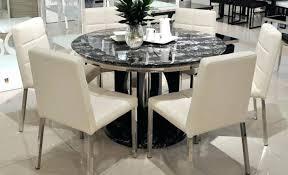 circular dining room modern round dining table 414 gorgeous modern circular dining table