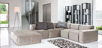 contemporary modular sofa for open floor plan house furniture glugu