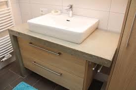 badezimmer waschtisch sichtbeton im badezimmer listberger tischlerei