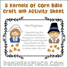 thanksgiving bible crafts