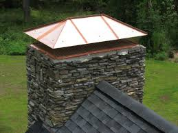 copper chimney cap bird spikes u2014 new interior ideas