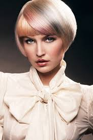 conservative short haircuts for women conservative crop with a little extra flair and fringe pretty