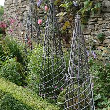 vegetable supports can you make this with tomato plant supports