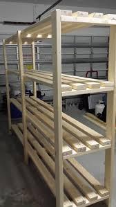how to build storage shelves make wall simple shelf diy shelving