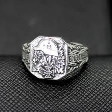 ss wedding ring totenkopf ss ring ss ring german rings ss ring totenkopf ss ring