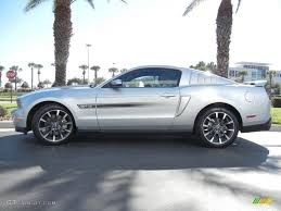 Black 2011 Mustang Gt 2011 Ingot Silver Metallic Ford Mustang Gt Cs California Special