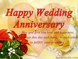 happy marriage anniversary card wedding anniversary wishes