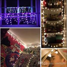 red and white led outdoor christmas lights 10m 100 led light string yellow red blue green white colorful